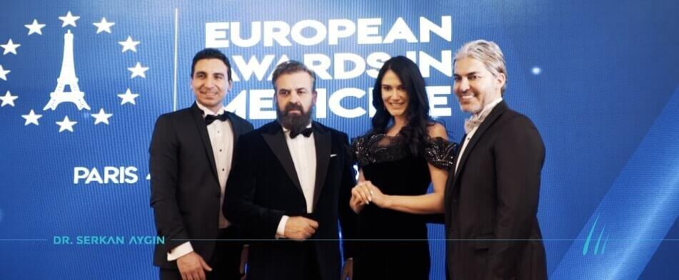 Europas bästa hårtransplantationskirurg: Dr. Serkan Aygin